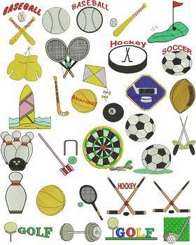 Any sports