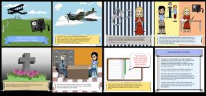 Code Name Verity Storyboard