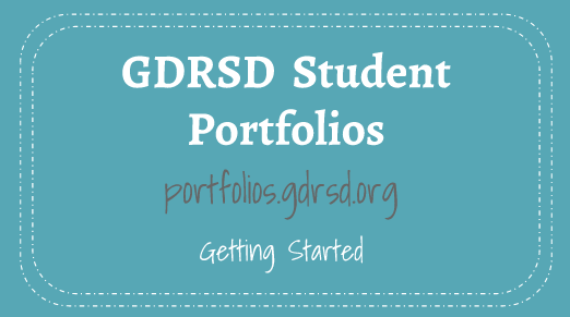 Getting Started with Your Digital Portfolio