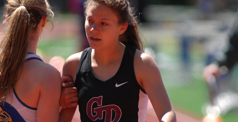 GDRHS Competes in Last Chance to Qualify Meet