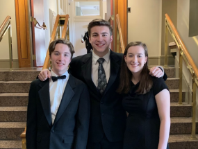 All-States Festival at Boston's Symphony Hall