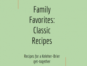 Family Favorites: Classic Recipes