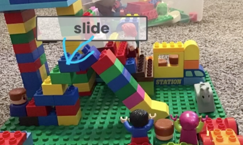 Spring Ahead and Play Outside Structure